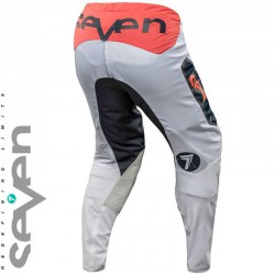 Pantalon SEVEN ZERO ODYSSEY White-Navy