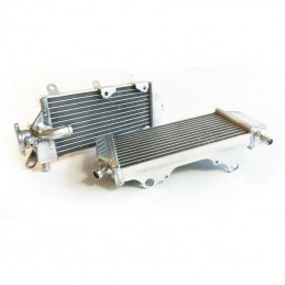 Paire de radiateurs oversize YZF 250