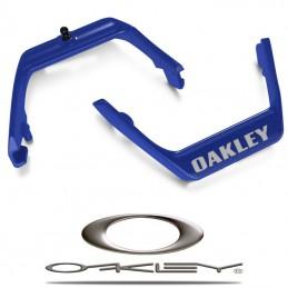 Support de bandeau OAKLEY AIRBRAKE Blue