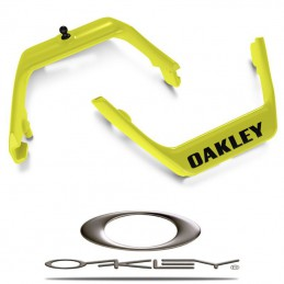 Support de bandeau OAKLEY AIRBRAKE Yellow