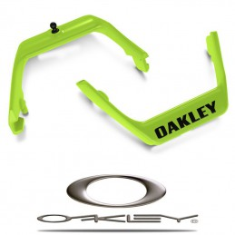 Support de bandeau OAKLEY AIRBRAKE Green