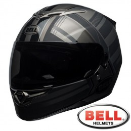 Casque BELL RS2 TACTICAL Gloss/Matte Black/Titanium
