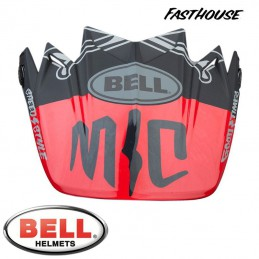 Visière BELL MOTO 9 Flex FASTHOUSE DID MC