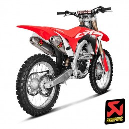 Ligne AKRAPOVIC EVOLUTION 250 CRF 2018-2019