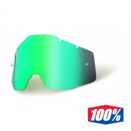 Ecran iridium green anti-buée 100%