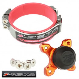 Kit holeshot universel ZETA orange