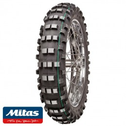Pneu MITAS EF-07 140/80-18 FIM SUPER LIGHT green