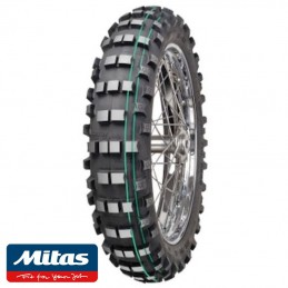 Pneu MITAS EF-07 140/80-18 SUPER SOFT EXTREME 2 green