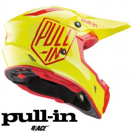 Casque PULL IN SOLID Yellow flo