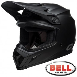 Casque BELL MX-9 MIPS Matte Black