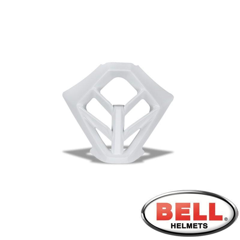 Mentonnière BELL MOTO-9 et MOTO-9 FLEX Blanc