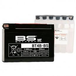 Batterie BS BT4B-BS + pack acide