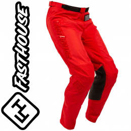 Pantalon FASTHOUSE GRINDHOUSE red