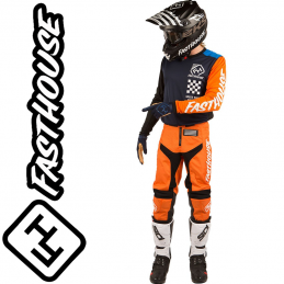 Tenue FASTHOUSE GRINDHOUSE orange