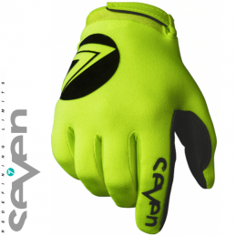 Gants SEVEN MX ANNEX DOT Yellow flo