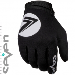 Gants SEVEN MX ANNEX Black