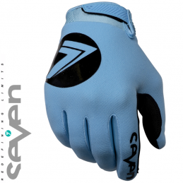 Gants SEVEN MX ANNEX Blue