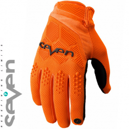 Gants SEVEN RIVAL Orange flo
