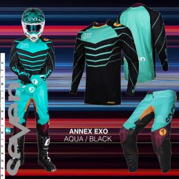 Tenue SEVEN MX ANNEX EXO 2019 Aqua