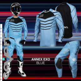 Tenue SEVEN MX ANNEX EXO 2019 Blue