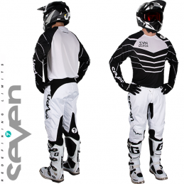 Tenue SEVEN MX ANNEX EXO 2019 Black-White