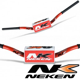 Guidon NEKEN RADICAL Red-white