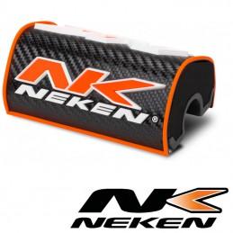Mousse de guidon 28,6mm NEKEN Carbone-orange