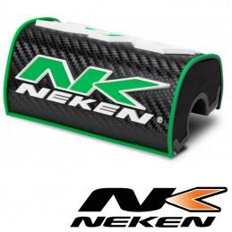Mousse de guidon 28,6mm NEKEN Carbone-vert
