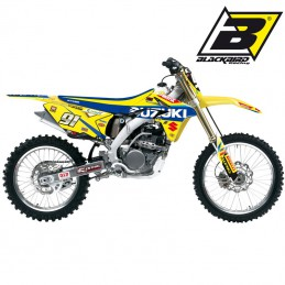 Kit déco BLACKBIRD World MXGP 450 RMZ
