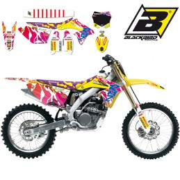 Kit déco complet BLACKBIRD Replica 1992 RMZ 250