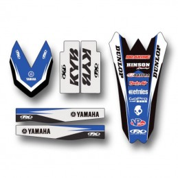 Trim kit FACTORY EFFEX 400 YZF