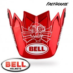 Visière BELL MOTO-9 FLEX FASTHOUSE DITD