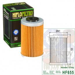 Filtre à huile HIFLOFILTRO 390 FE