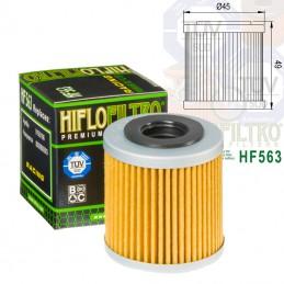 Filtre à huile HIFLOFILTRO 630 SMS