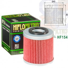 Filtre à huile HIFLOFILTRO 450 TE 2002-2007
