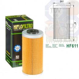 Filtre à huile HIFLOFILTRO 511 TE-TC