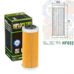 Filtre à huile HIFLOFILTRO 250 FE-FC