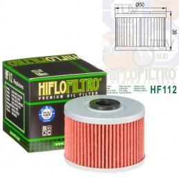 Filtre à huile HIFLOFILTRO 400 XR