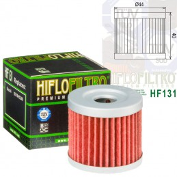 Filtre à huile HIFLOFILTRO 125 DR-SM