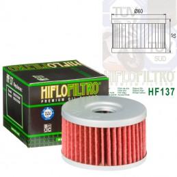 Filtre à huile HIFLOFILTRO 650 DR