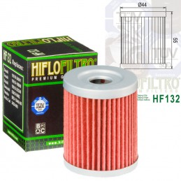 Filtre à huile HIFLOFILTRO HF132