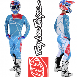 Tenue Troy Lee Designs SE AIR METRIC ocean