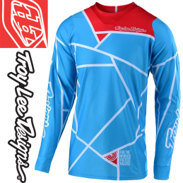 Maillot Troy Lee Designs SE AIR METRIC ocean