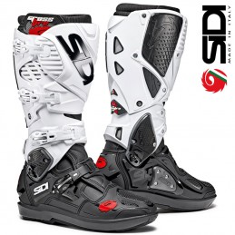 Bottes SIDI CROSSFIRE 3 SRS White-Black