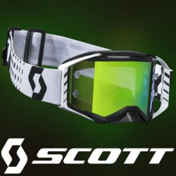 Masque SCOTT PROSPECT 2019 Black-White