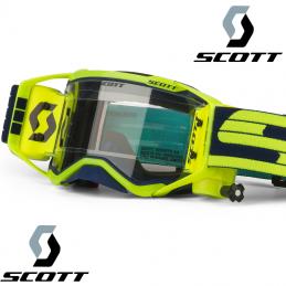 Masque SCOTT PROSPECT WFS Yellow-Navy