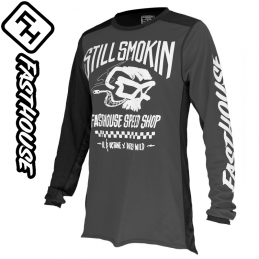 Maillot FASTHOUSE STILL SMOKIN 2019 Grey