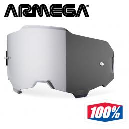 Ecran iridium silver anti-buée 100% ARMEGA