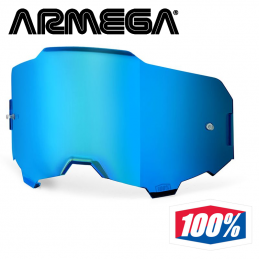 Ecran iridium blue anti-buée 100% ARMEGA