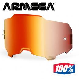 Ecran iridium red anti-buée 100% ARMEGA
